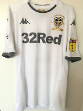 Leeds United 2019/20 Luke Ayling Authentic Shirt Size L