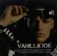 VANILLA ICE Icon CD BRAND NEW Best Of Compilation