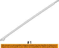 FORD OEM Front Door Window Sweep-Belt Molding Weatherstrip Right BE8Z5821452B
