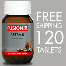 Fusion Astra 8 Immune Tonic 120 Tablets - Fusion Health Astra 8