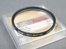 Hoya 58mm SKYLIGHT (1a), la+10 (71158) TOP IN VETRO + BARATTOLO