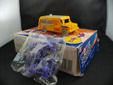 Mattel n° 6324 Code Zero set bus BAD soldats figurine neuf en boite