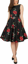 Stunning 'Audrey' Vintage Infinity Vintage 50's Rockabilly Swing Dress