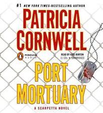 Kay Scarpetta: Port Mortuary Bk. 18 by Patricia Cornwell (2010, CD, Unabridged)