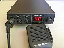Radio Shack Trc-481 Cb Radio Transceiver With 21-1550B Microphone