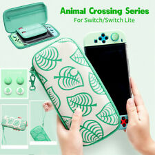 For Nintendo Switch Lite Animal Crossing Carrying Case Bag Storage Protective