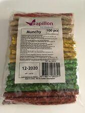 Munchy Sticks pack of 100 Rawhide