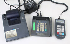 Verifone Tranz 330 Credit Reader and 250 Printer with Power Supplies