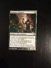 MTG MAGIC RETURN TO RAVNICA DEATHRITE SHAMAN (FRENCH SHAMANE RITEMORT) NM