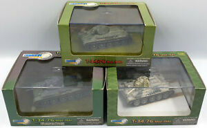 ARMY : T-34/76 TANK EASTERN FRONT 1940, EASTERN FRONT 1941, MOSCOW 1942 SET