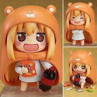 "Anime Himouto! Umaru-chan Doma Umaru 10cm/4"" Nendoroid PVC Figure 524 Collect"