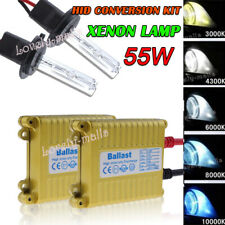 55W High Power HID Xenon Bulbs Conversion Kit For Ram 5500 Dakota ProMaster Gold