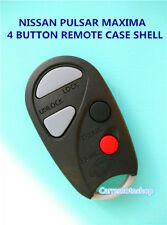 NISSAN 4 BUTTON REMOTE CASE SHELL FOR PULSAR MAXIMA