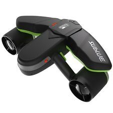 Sublue Seabow Aqua Green Waterproof Up To 40M Dual-Motor Underwater Scooter