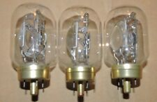 1 lampe 500 watts 120V 3M 3477 lampe de projection à lentille optique , rare!