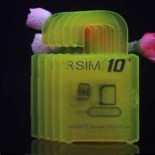 R Sim10+ Rsim General Nano Cloud Unlock Card Fr iPhone 6S&6&5&4S Ios9.X&8.X&7.X