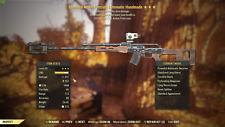 [PC] Fallout76 ⭐⭐⭐ SUPERIOR DMG Bloodied Explosive Handmade 25% less VATS AP