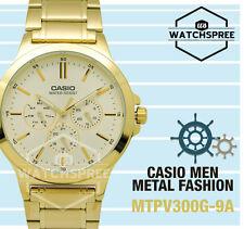 Casio Men's Standard Analog Watch MTPV300G-9A MTP-V300G-9A
