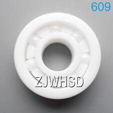 609 Full Ceramic Zirconia Oxide Bearing ZrO2 9 x 24 x 7mm Self-lubricating