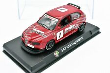 MODELLINO AUTO ALFA ROMEO SPORT 147 GTA MINIATURE SCALA 1:43 DIECAST CAR MODEL