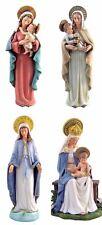 Stoneresin The Blessed Virgin Mary Madonna Figurine