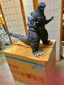 GODZILLA VS SPACE GODZILLA SUPER BIG SCALE BANDAI JAPAN