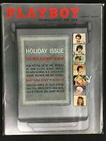 Playboy, magazine, Jan, 1960, Stella Stevens