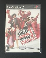 High School Musical 3: Senior Year Dance (PlayStation 2) PS2 NEW SEALED