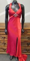 FLIRT by MAGGIE SOTTERO Valentine Red Rhinestone Embellished Formal Dress -  2