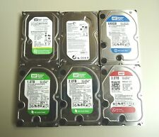"160GB 200GB 250GB 300GB 500GB 750GB 1TB 2TB 3.5"" SATA PC Hard Drive HDD Lot"
