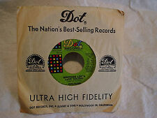 COLOURS-Brother Lou's Love Colony PROMO,dot #17060 45,soul,danny moore,r.delvy