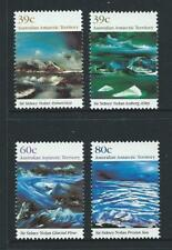1989 Australian Antarctic Territory (AAT) Nolan Paintings Set MNH (SG 84-87)