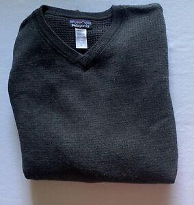 Patagonia Merino Wool Sweater Mens XL