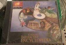 Compton'S Home Library, Interactive Encyclopedia Cd-Rom New 5390102432577