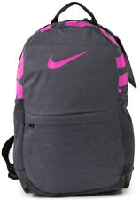 NWT NIKE JDI BARCELONA BACKPACK Youth Sport GREY PORT Travel School Bag   BA5473