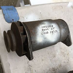 Buick and Cadillac generator,1102101.  Used and as removed.    Item:   7785