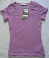 CHAMPION Damen T-Shirt Helllila Gr. M