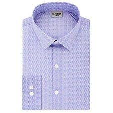 """$70 Kenneth Cole reacción Camisa de Vestir Slim Fit Stretch Collar tamaño 16X32-33"""""""