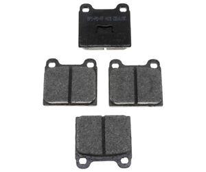 Disc Brake Pad Set-R-Line; Metallic Rear,Front Raybestos MGD96M