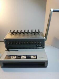 Ibico Kombo Heavy Duty Manual Paper Comb Punch Binding Machine