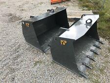Erdschaufel für Radlader Wacker Neuson, Weidemann, 140cm 500liter Lasthaken NEU