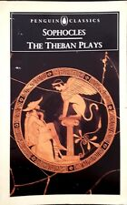 The Theban Plays by Sophocles Penguin Classics Literature Drama used paperback