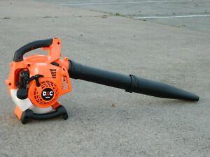 2-STROKE PETROL LEAF BLOWER 300KM AIR SPEED Light-weight unit under 5kgs