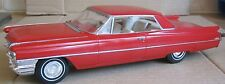 Johan 1964 cadillac deville Hardtop 1/25 Scale model Very Nice Must see
