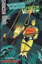 WONDER WOMAN FRECCIA VERDE VOLUME 9 EDIZIONE LION