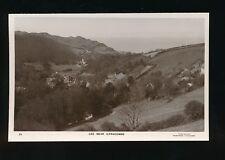 Devon LEE General view c1920/30s? RP PPC by Twiss Bros