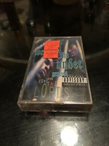 New Sealed Lords Of The Underground Here Come The Lords 1993 Hip Hop Cassette