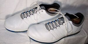 Skechers Go Golf Pro 2 sz 14 White Leather Golf Shoes
