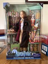 "2003 Mattel Harry Potter Hogsmeade Hermione 9.5"" Doll C5549 Action Figure New"