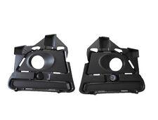 2013 2014 Ford Mustang Fog Lamp Bezel Plastic Trim Pair Set New OEM Parts